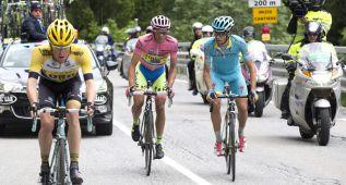Exhibición de Contador en el Mortirolo y doblete de Landa