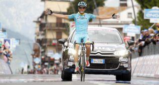 """Landa: """"Aru dijo que me fuera con Contador, fue complicado"""""""