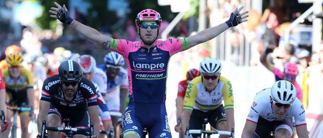 Modolo repite y Contador llegó de rosa a su casa de Lugano