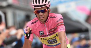 Contador salva el órdago de Landa y se corona en el Giro