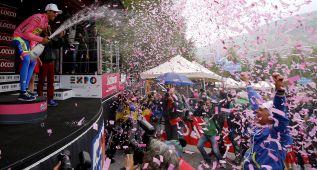 """Contador: """"Supe sufrir en un mal día, yo nunca vi el Giro perdido"""""""