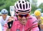 """""""Es una alegría inmensa, nunca se sabe si será mi último Giro"""""""