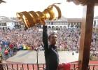"Contador: ""Me gustaría que nos volviéramos a ver aquí en julio"""