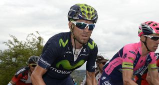 Valverde mira al Tour de Francia en el Criterium del Dauphiné