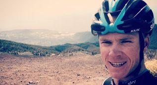 """Froome: """"Contador sigue siendo la referencia, el rival a batir"""""""