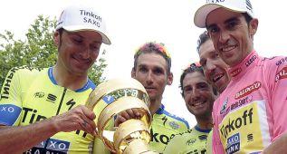 La UCI y la AMA retiran sus recursos contra Kreuziger
