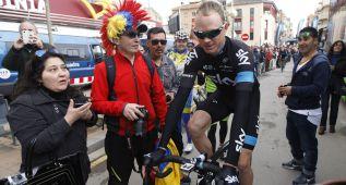 Froome y Nibali, duelo antes del Tour en los Alpes franceses