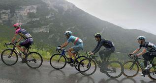 Rui Costa birla el triunfo a Nibali, que se exhibe y es el nuevo líder