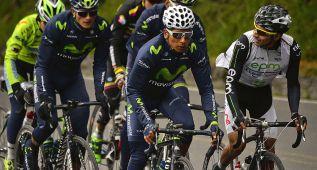 Quintana y Valverde lideran la preselección del Movistar