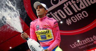 """""""Física y muscularmente todavía siento el peso del Giro"""""""