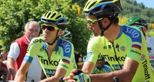 """Contador: """"Pillé unos metros a Quintana y apreté los dientes"""""""