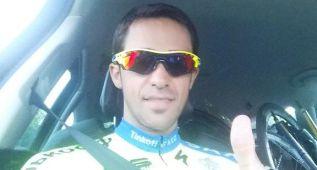 """Contador revisó los Pirineos: """"El nivel serio, para el Tour"""""""