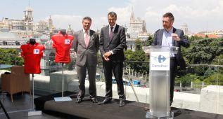 Carrefour, patrocinador de la Vuelta a España hasta 2016