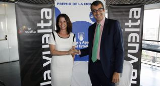 Loterías del Estado renueva el patrocinio con la Vuelta