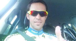 Contador pasó revista a la temible etapa del pavés