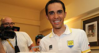 Nairo Quintana debutará a las 15:00; Contador, a las 17:13