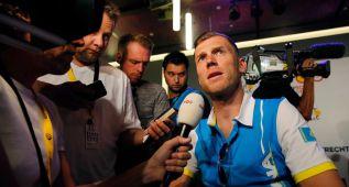 Lars Boom dio bajos niveles de cortisol pero correrá el Tour