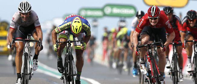 Contador y Froome meten un minuto y medio a Nairo y Nibali