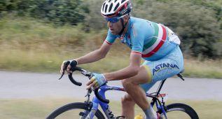 """Nibali: """"Se cayeron delante de mí y después encima pinché"""""""