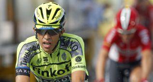 """Contador, en Huy: """"Las piernas me iban bastante duras"""""""
