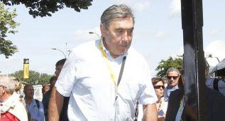 """Merckx: """"Hasta hoy pensaba que el favorito era Contador"""""""