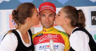 Ángel Vicioso, nuevo líder del Tour de Austria