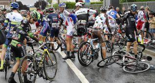 El Tour de Francia no da respiro