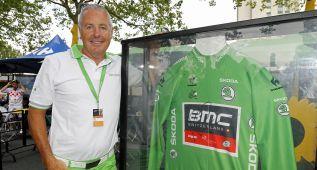 """Stephen Roche: """"El doblete Giro y Tour es un desafío al alcance"""""""