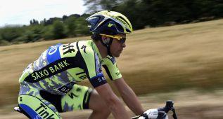 """Contador: """"Es bueno el tiempo sacado a Nibali; ha reventado"""""""