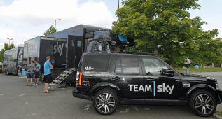 El Sky: toda una flota de 15 vehículos con tres motorhomes