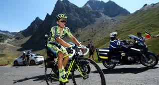 """Majka: """"El objetivo es ayudar a Contador a ganar el Tour"""""""