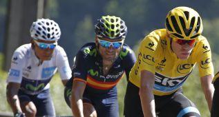 """Chris Froome: """"Esperamos que Nairo y Contador ataquen"""""""