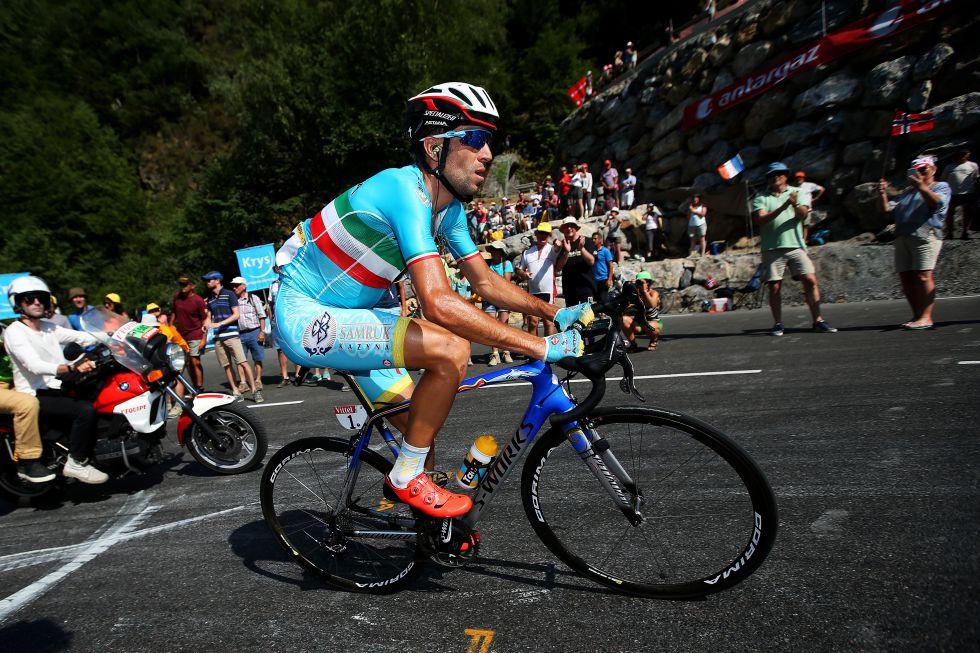 Vinokourov enseña a Nibali la puerta del equipo Astana