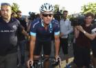 """Armstrong: """"Tengo la culpa de las sospechas sobre Froome"""""""