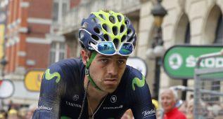 Nairo y Valverde se quedan sin Dowsett, su mejor rodador