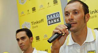 """Ivan Basso ya tiene el alta: """"Todo ha ido bien, estoy feliz"""""""