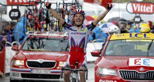 Mende: territorio de Purito Rodríguez y de Contador