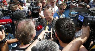 """Rasmussen: """"El líder del Tour siempre está bajo sospecha"""""""