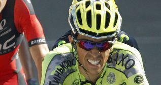 "Contador: ""Valverde me ha sacado de punto en Mende"""