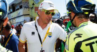 Tinkov, dispuesto a boicotear el Tour de 2016 si otros le apoyan
