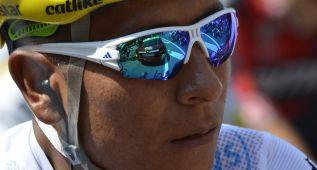 """Nairo: """"Me siento mejor que cuando gané el Giro"""""""