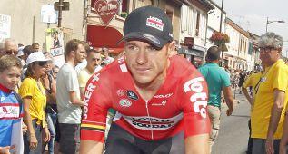 """Adam Hansen: """"Me encanta el ciclismo y estoy chalado"""""""