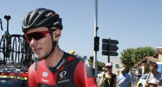 """Van Garderen: """"Tengo que vigilar a Valverde y Contador"""""""