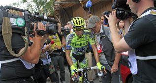 """Contador se levantó cojo y crítico: """"El Movistar se equivocó"""""""