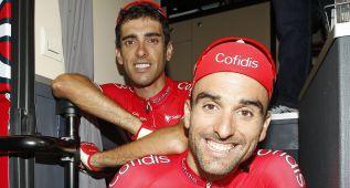 """Dani Navarro y Maté: """"Lo intentaremos en los Alpes"""""""
