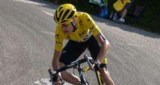 """Froome: """"Sólo responderemos si atacan Quintana y Valverde"""""""