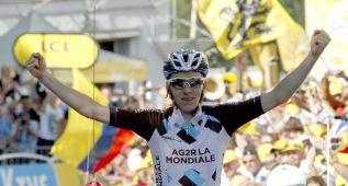 "Romain Bardet: ""Me exigieron mucho antes de confirmarme"""