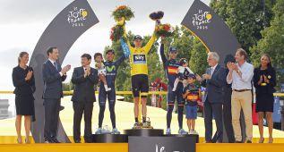 Froome gana su segundo Tour