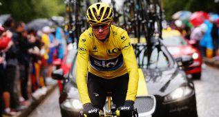"""Froome: """"Es pronto, pero hacer la Vuelta estaría sobre la mesa"""""""