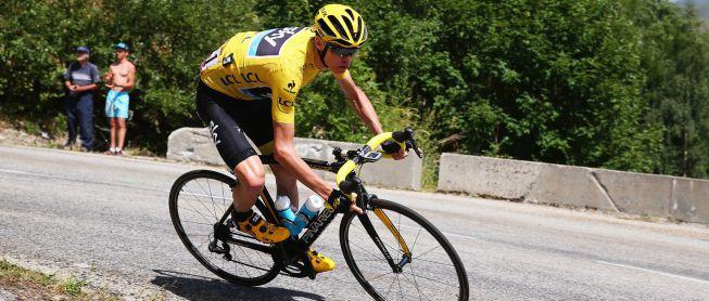 """La Vuelta flirtea con Froome: """"Esperamos verte en Marbella"""""""